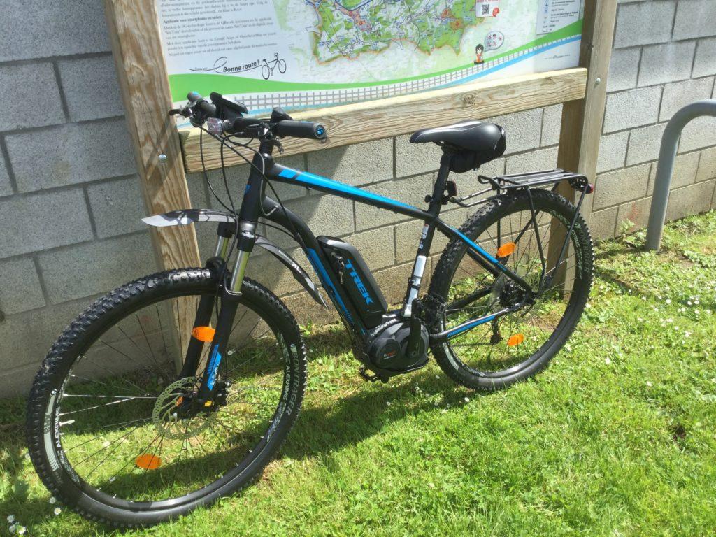 Location vélos électriques