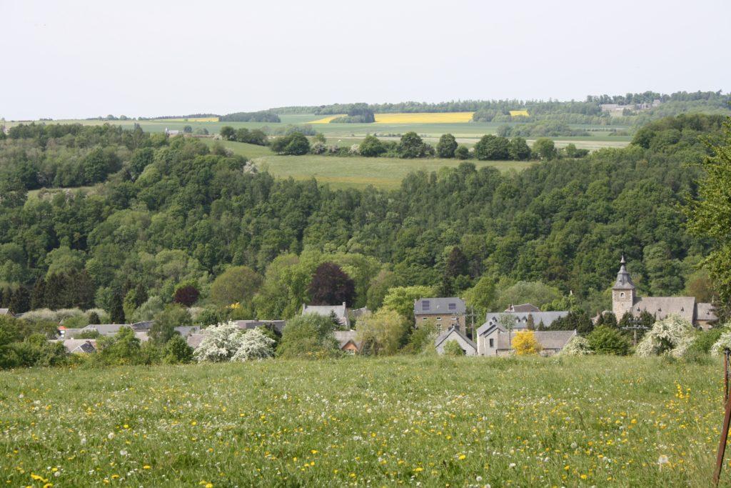 Crupet panorama