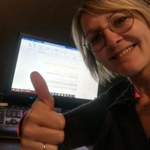 Cindy - Chargée de mission Destination Famille Maison du Tourisme Condroz-Famenne