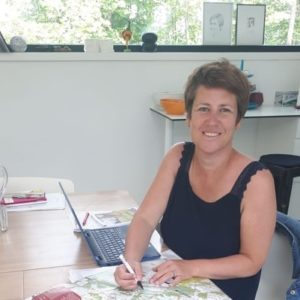 Julie - Directrice Maison du Tourisme Condroz-Famenne