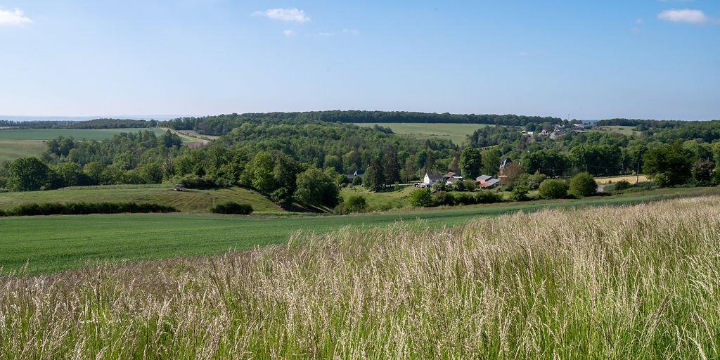 Panorama en Condroz-Famenne