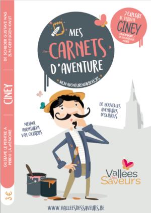 Mon Carnet d'Aventures de Ciney
