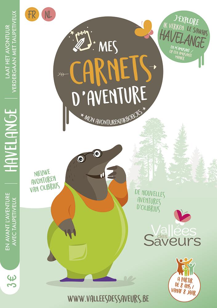 Mon Carnet d'Aventures Havelange-Sawhis