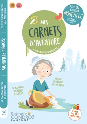 Carnet d'aventures-Hamois-Mohiville