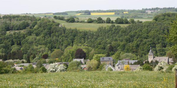 paysage Condroz