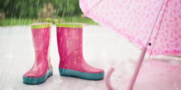 Balade pluie